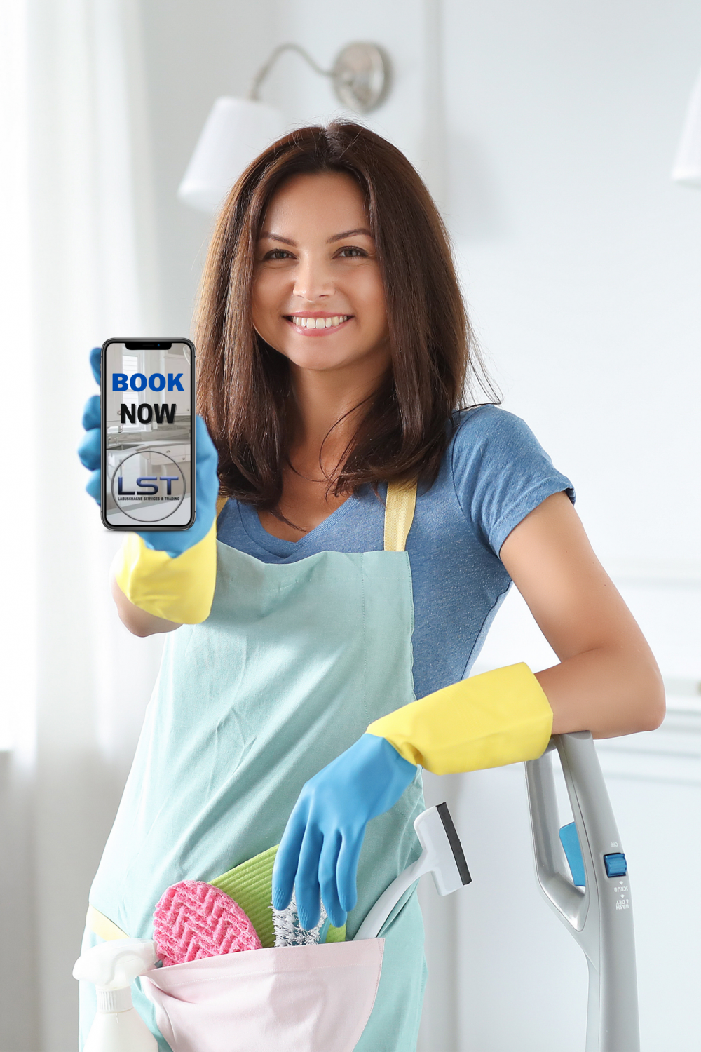 LST Cleaning Service - Book now